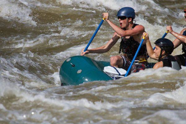 Rafting, slika: https://pixabay.com
