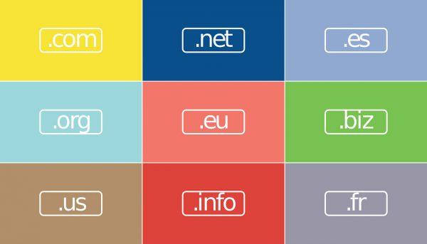 Različiti domeni, slika: https://pixabay.com