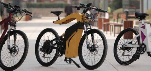E-prime električni bicikli