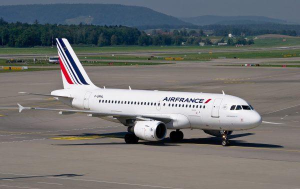 francuska-avion